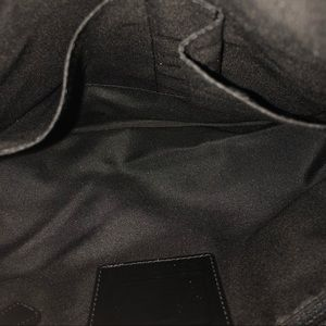 Coach Bags - Final💰drop: EUC Black Coach Sequin C Tote
